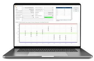 温度記録用ソフトウェアモジュール