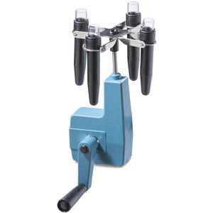 実験用遠心機 / ベンチトップ型 / 手動