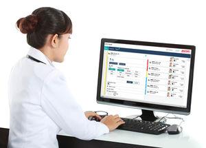 情報コミュニケーションおよび管理システム / 患者データ用 / 病院