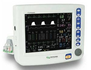 ECGマルチパラメータモニター / 温度 / Oxy-CRG / SpO2