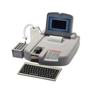 半自動生化学分析装置 / 臨床診断 / ベンチトップ型