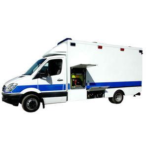 外科的救急疾患用病院用可動ユニット