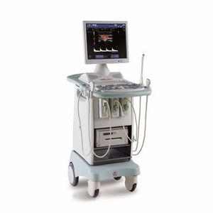 コンパクトなプラットフォーム上超音波診断装置