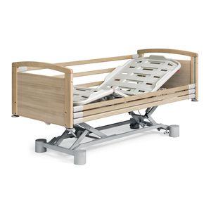 病院用ベッド / 電動 / 超低床 / トレンデレンブルグ体位
