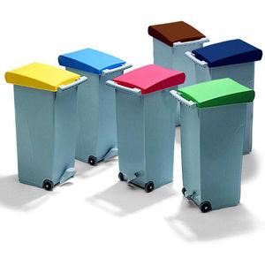 プラスチック製ゴミ箱
