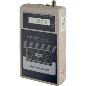 ポータブル試験器 / ガス圧力用 / 液体圧用 / 医療機器用