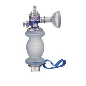 新生児手動吸入器 / 再利用可能 / 安全弁 / シリコン製