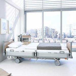病院用ベッド / 電動 / 高さ調節可能 / 超低床