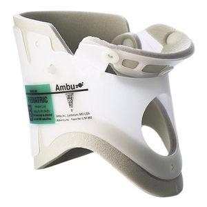 1 ピース救急頸椎カラー / 気管開口部 / 固定サイズ / 幼児