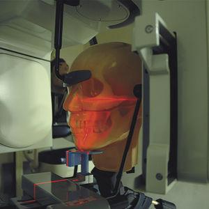 歯科X線撮影用試験用ファントム