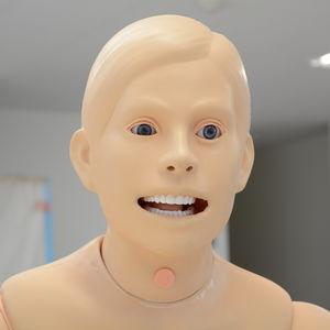 一般的な治療用実習用マネキン
