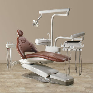 油圧アームチェア付歯科ユニット