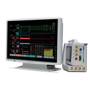 ECGマルチパラメータモニター / EEG / 血圧 / 心拍出量