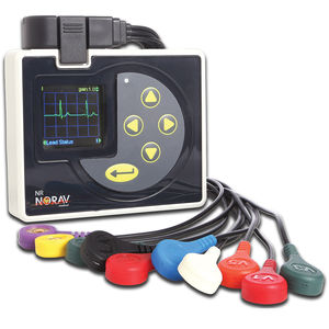 運動負荷試験用心電計