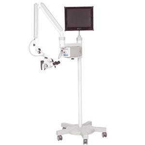ENT検査顕微鏡 / ENT手術顕微鏡 / キャスター付き