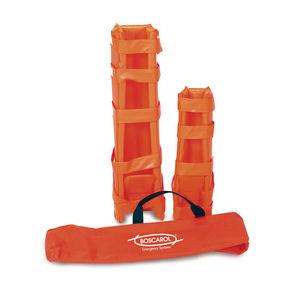 剛体緊急スプリント / 下肢用 / 上肢 / PVC