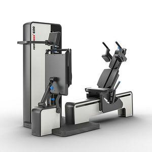 脚用プレス筋力トレーニングマシン
