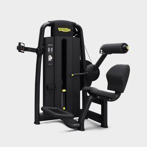 背中関節伸展筋力トレーニングマシン