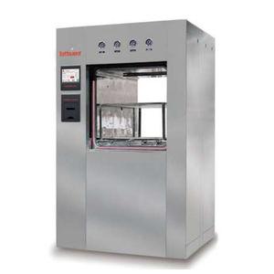 医療加圧蒸気滅菌器 / 動物診療室用 / CSSD / フロアスタンド型