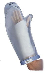 腕用ギプス プロテクター
