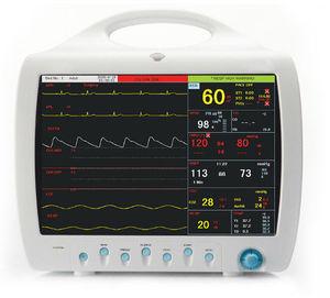 ECGマルチパラメータモニター / NIBP / 麻酔 / コンパクト
