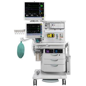 台車上麻酔ワークステーション / 呼吸モニタ / 電気ガス混合器付
