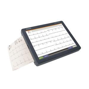 12チャネル心電計 / デジタル / タブレット用 / プリンター付き