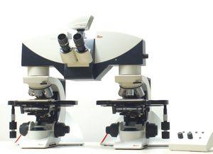 法医学用顕微鏡 / 光学
