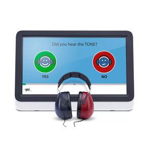 聴力検査ソフト