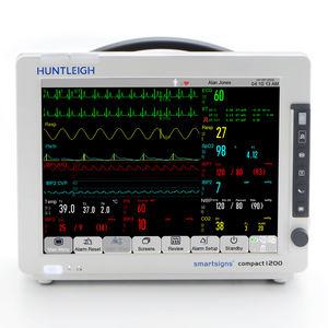 ECG患者モニター / EtCO2 / 心拍数 / NIBP