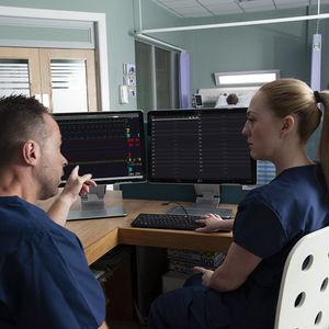 患者監視センター