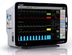ECG患者モニター / TEMP / NIBP / IBP