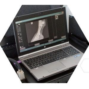 動物レントゲン用医療用画像取得システム