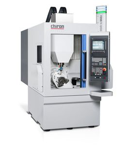 CFAOフライス盤 / 歯科 / 医療機器製造用 / 整形外科プロテーゼ製造用