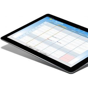 予約管理iOS アプリケーション / 計画用 / 歯科 / スマートフォン用