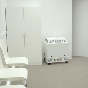 医療施設用空気洗浄器