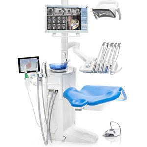 椅子付き歯科ユニット