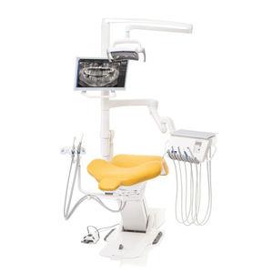 電動椅子付き歯科ユニット