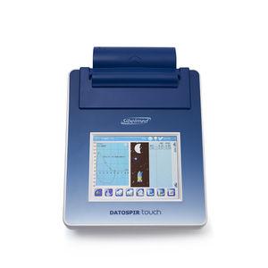 卓上スパイロメーター / Bluetooth / USB / タッチパネル付
