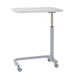 手動操作オーバーベッドテーブル