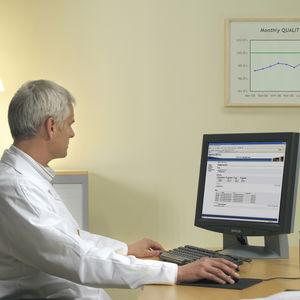 管理用ウェブアプリケーション / 診断 / リポーティング用 / 制御