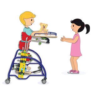 子供用スタンディング フレーム