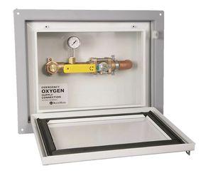 酸素医療用ガス分配ユニット