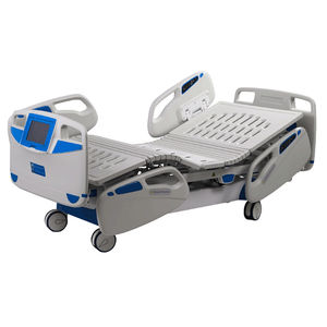 病院用ベッド / 電動 / 高さ調節可能 / トレンデレンブルグ体位