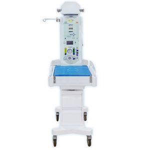 キャスター付き新生児の集中治療用保育器