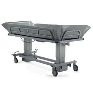 高さ調整可能シャワー用移動台