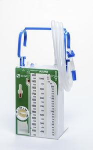 胸腔ドレナージセット / 逆流防止バルブ / 目盛り付き