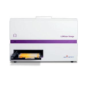 発光マイクロプレートリーダー / 分子生物学用
