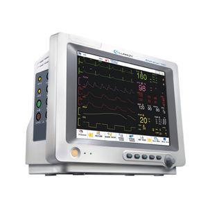 ECGマルチパラメータモニター / 温度 / NIBP / SpO2