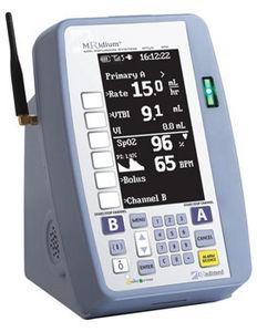注入ポンプ制御ユニット / 電子 / ワイヤレス